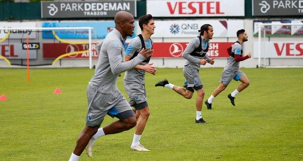 Trabzonspor dayanıklılık testinden geçti.
