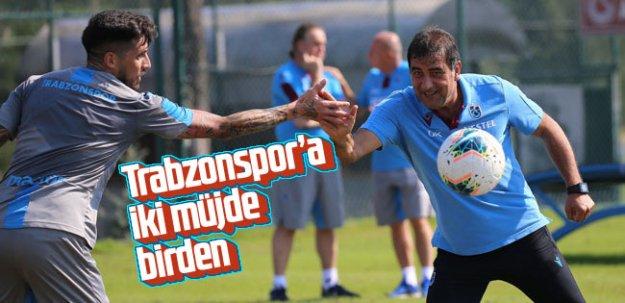 Trabzonspor hafta sonu oynayacağı Çaykur Rizespor maçı hazırlıklarına başladı.