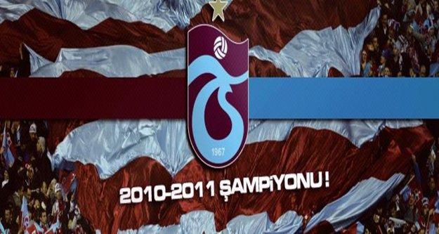 Trabzonspor şampiyonluğunu ilan etti