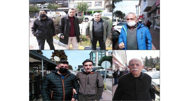 Trabzon'un Araklı ilçesinde yaşayan vatandaşlar karşılaştıkları sorunları dile getirdiler