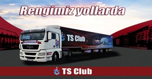 TS Club Mobil Mağazası Alanya'da