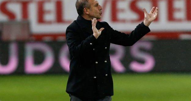 TS Teknik Direktörü Abdullah Avcı'nın açıklamaları...