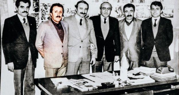 Turan Alp'in hayatını anlatan Trabzonspor Dergisi'ndeki yazıyı sizlerle buluşturuyoruz.
