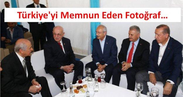 Türkiye#039;yi Memnun Eden Fotoğraf...