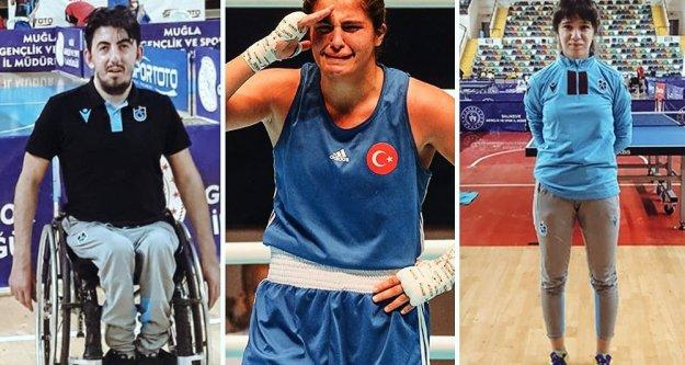 """Yusuf Hayırlıoğlu: 'Üç sporcumuzla gurur duyuyoruz"""""""
